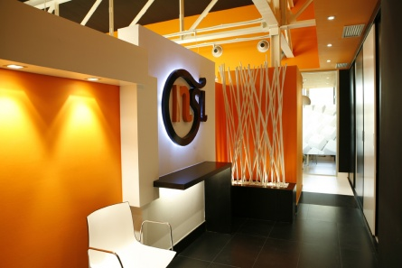 decoracion oficina en Erandio empresa NSI SUBE