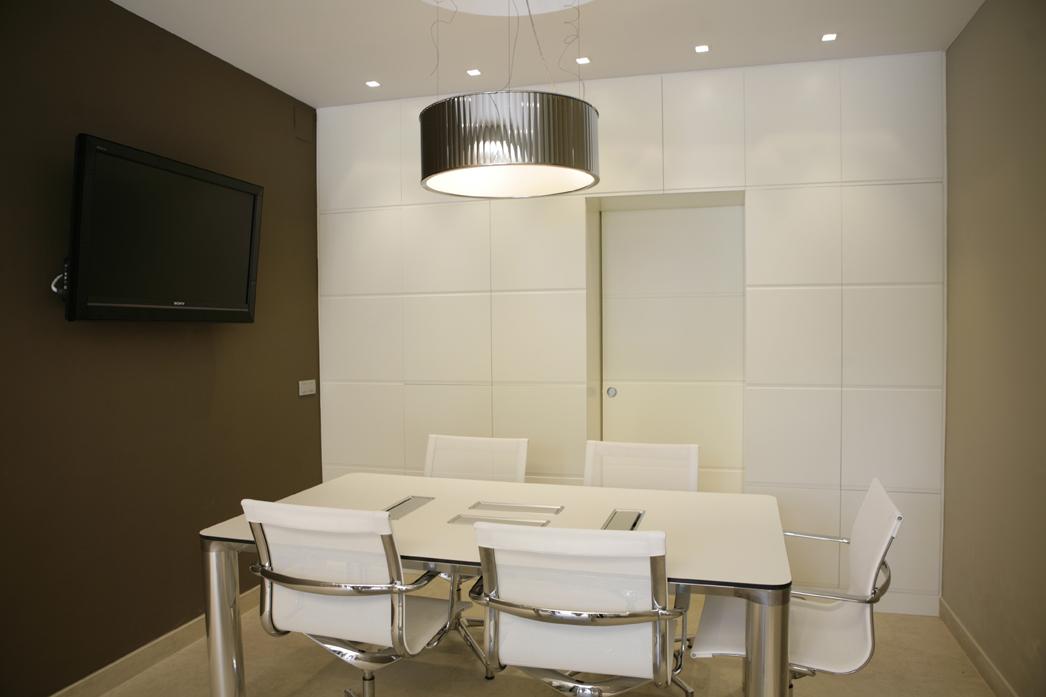 Dise o de oficina en bilbao mayor y asociados sube for Diseno de interiores para oficinas pequenas