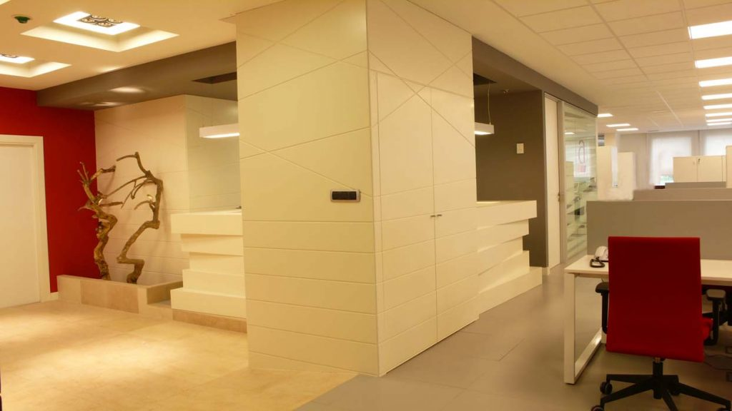 Sube Susaeta Interiorismo www.subeinteriorismo.com diseño y decoración oficinas, Bilbao