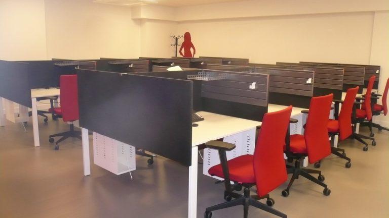 diseño de espacios singulares ASIMAG Bilbao