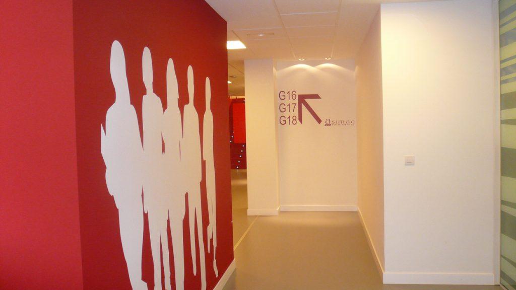 Sube Interiorismo www.subeinteriorismo.com diseño y decoración oficina con centro educativo - academia, Bilbao