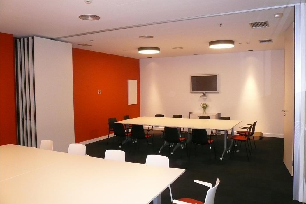 Dise o oficinas en derio de la empresa tecnalia sube - Sube interiorismo ...