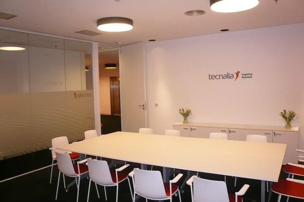 Dise o oficinas en derio de la empresa tecnalia sube interiorismo - Sube interiorismo ...