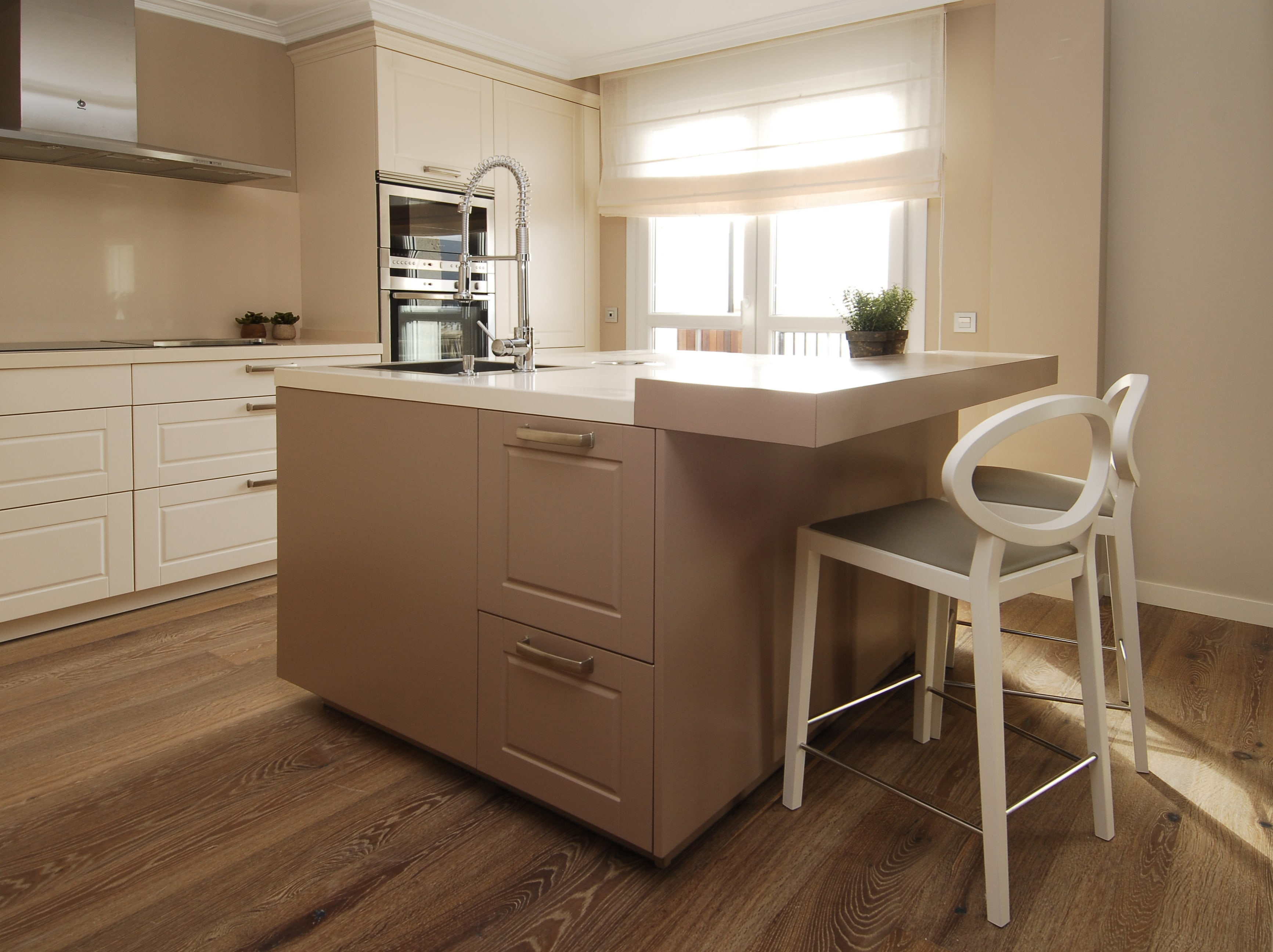 Dise o interior casa amorebieta bizkaia un duplex con for Diseno de interiores apartamentos medellin