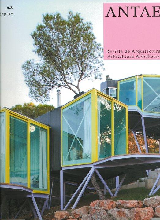 Revista Antae: reforma integral en el espacio del Teatro Ayala