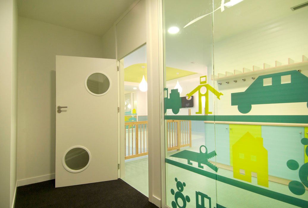 Dise o de interiores escuela de educaci n infantil zallako haurreskola sube interiorismo - Escuela decoracion madrid ...