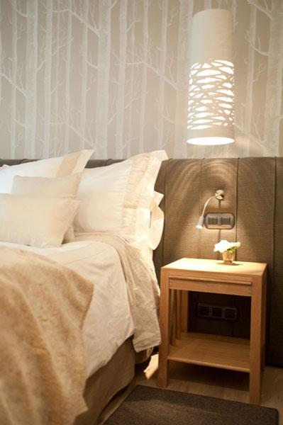 Sube Susaeta Interiorismo www.subeinteriorismo.com realiza la decoracion de vivienda en Bilbao, reforma integral. Diseño interior de dormitorio