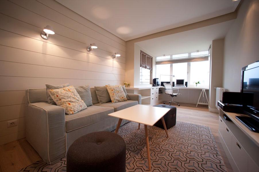 Sube Susaeta Interiorismo www.subeinteriorismo.com realiza la decoracion de vivienda en Bilbao, reforma integral. Diseño interior de sala de estar
