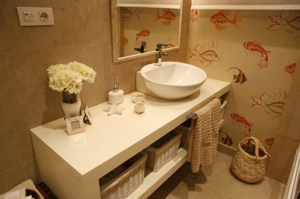 Sube Susaeta Interiorismo Bilbao, diseño de cuarto de baño