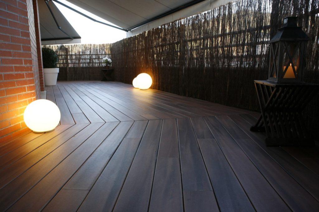 Sube Susaeta Interiorismo Bilbao, diseño de terraza