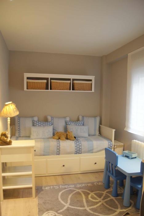 Reforma y decoracion de apartamento indautxu bilbao - Decoracion de interiores bilbao ...