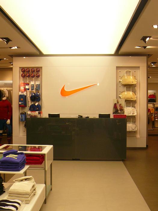 Interiorismo comercial, tienda oficial