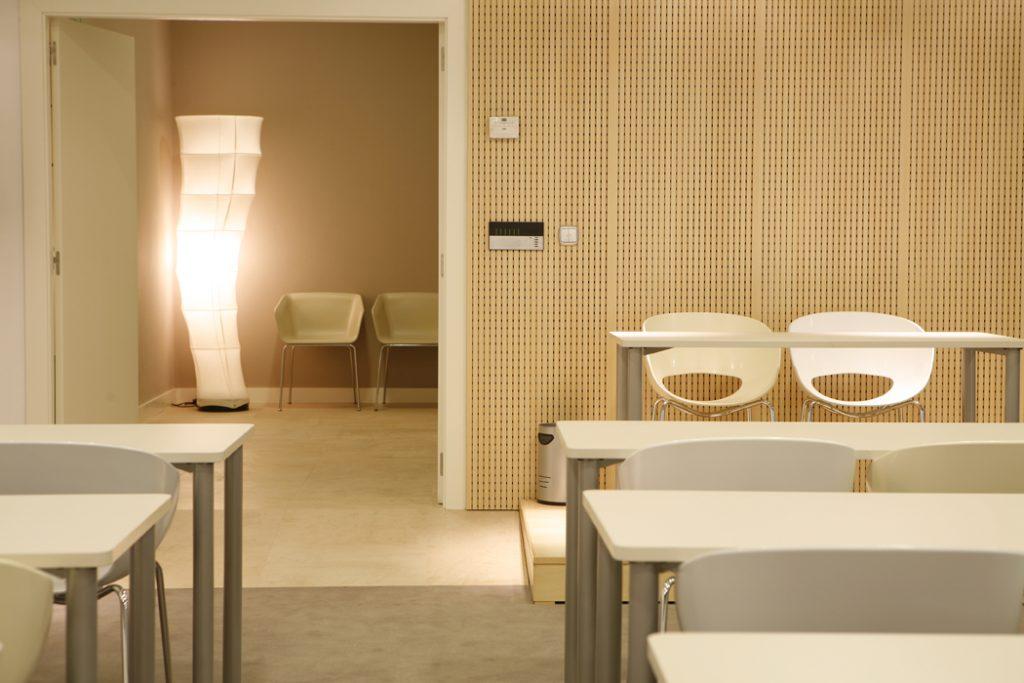 Dise o de interiores decoraci n de oficinas biaste bilbao sube interiorismo - Decoracion bilbao ...