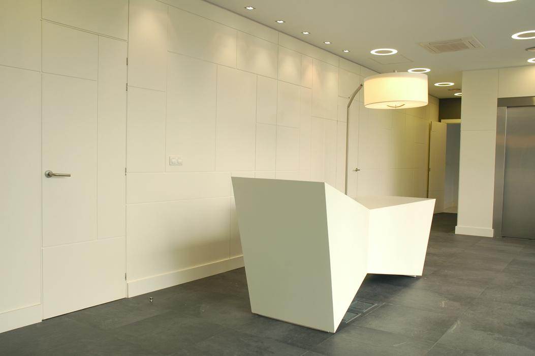 diseño de oficinas en bizkaia SUBE Interiorismo