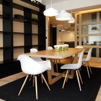 Decoracion de salon comedor en vivienda reforma SuBe Susaeta Interiorismo Sube Contract Alava
