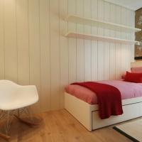 Diseño dormitorio infantil en Araba por SuBe Susaeta Interiorismo Sube Contract
