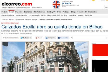 Sube Interiorismo diseño comercial Bilbao