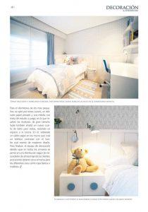 """Revista Decoración & Tendencias: Sube Susaeta Interiorismo """"Saber hacer"""". Artículo sobre el interiorismo de vivienda en Bilbao. Decoracion dormitorio infantil"""