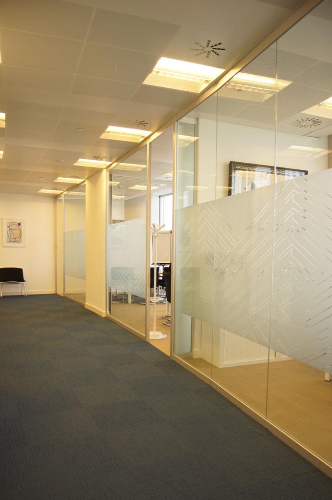 """Diseño de oficinas: decoración y llave en mano para """"Marsh"""" Bilbao"""