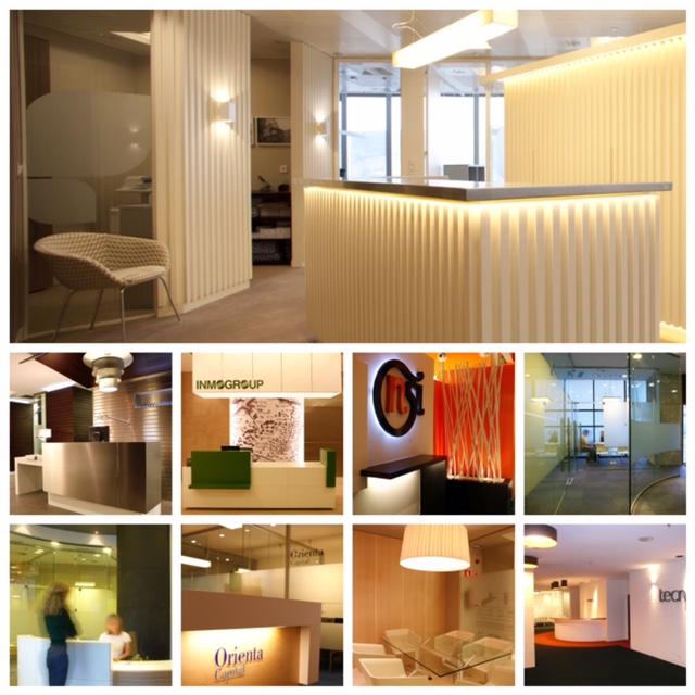 reformas de oficinas SUBE Interiorismo