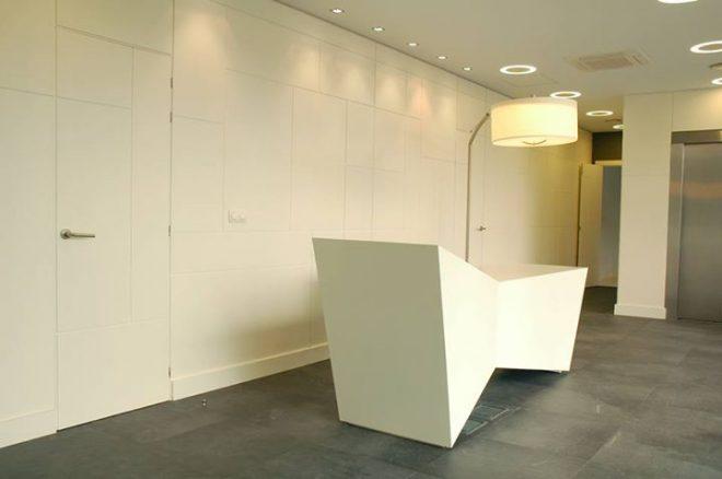 diseño de oficinas SUBE Interiorismo Bilbao