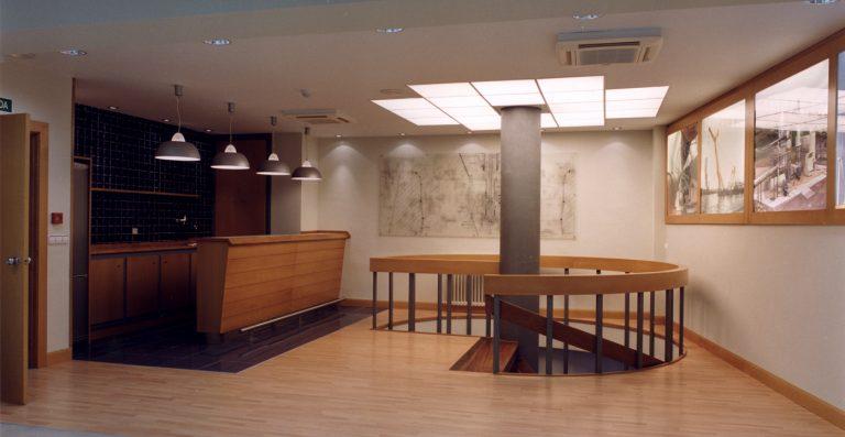Begoña Susaeta proyecto diseño interior de oficinas