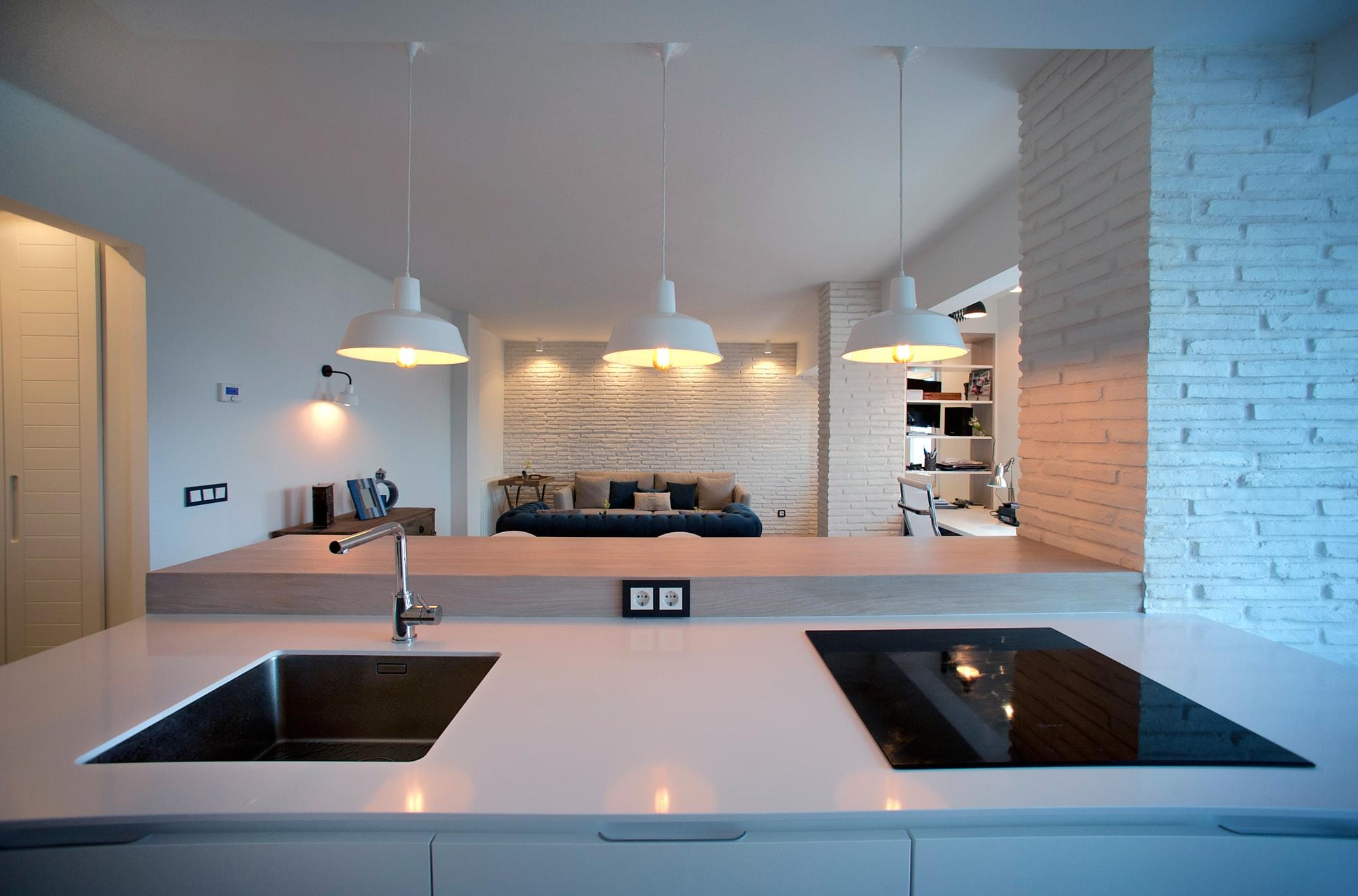 Apartamento lekeitio bizkaia sube interiorismo - Sube interiorismo ...