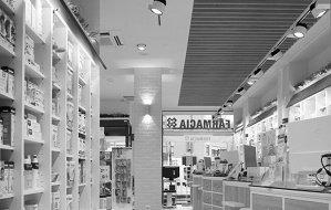 Diseño farmacias