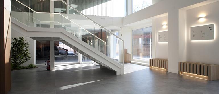 Diseño de oficinas en Basauri, Bizkaia