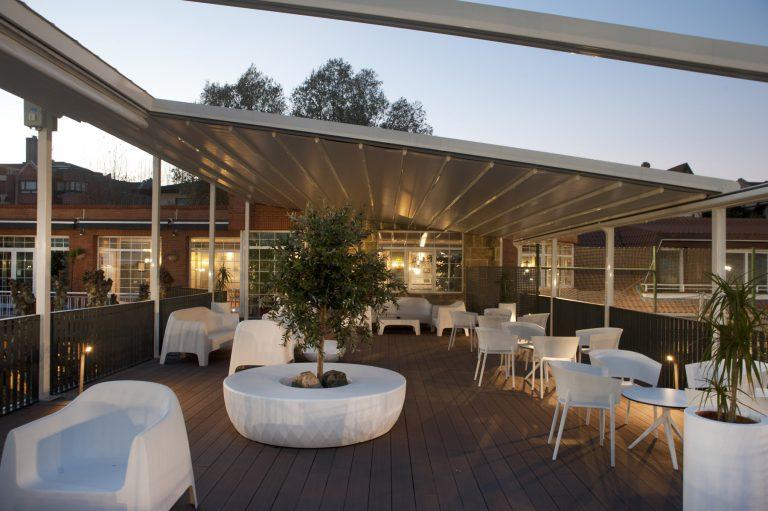 Sube Interiorismo Bilbao decoración de cafeteria Getxo