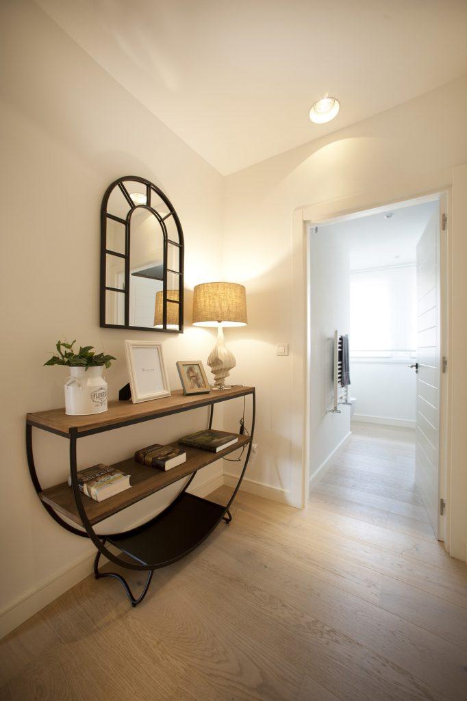 Sube Interiorismo Bilbao reforma integral de vivienda Getxo Bizkaia