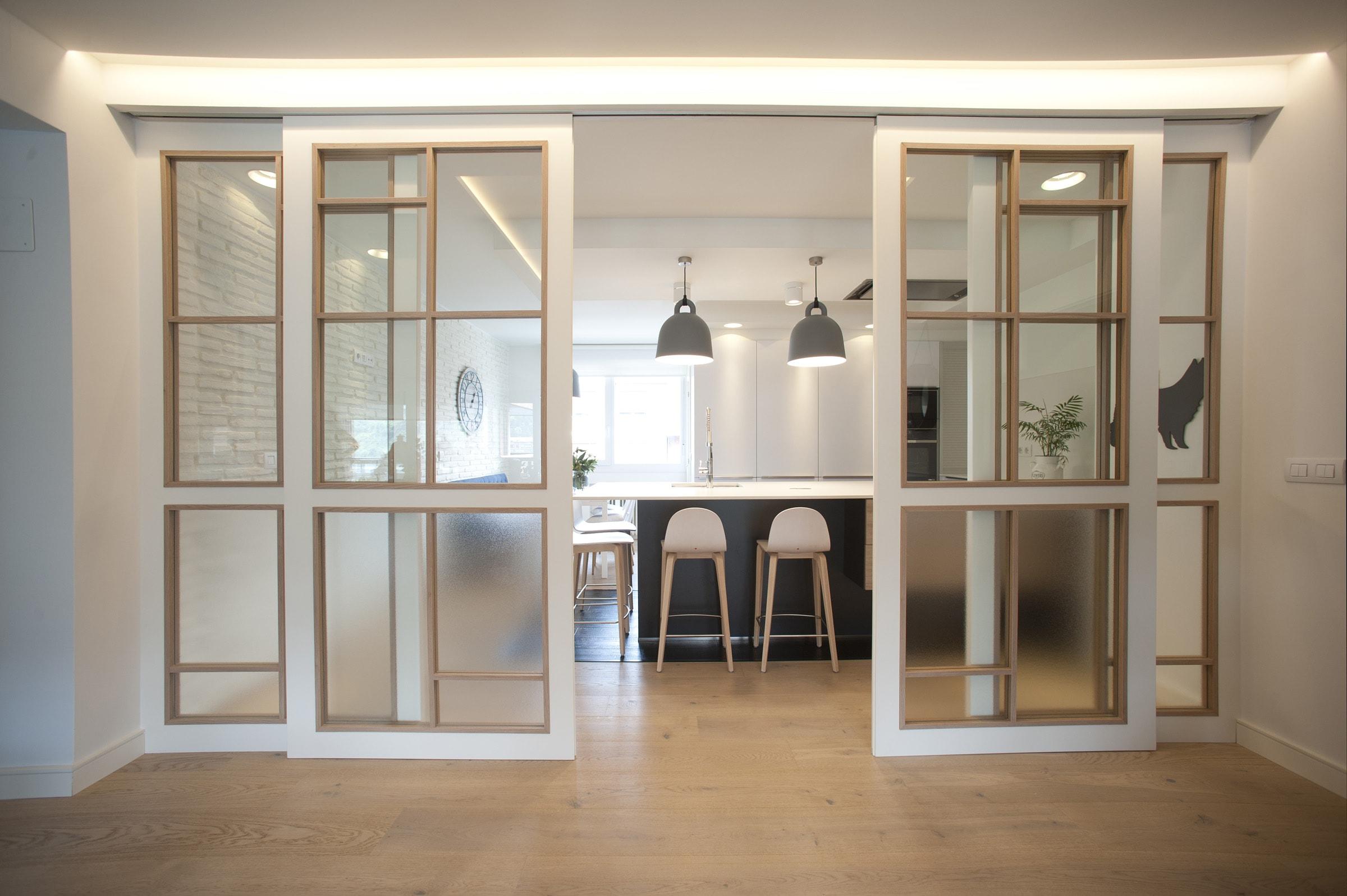 Reforma integral piso getxo bizkaia sube interiorismo for Diseno de interiores en granada