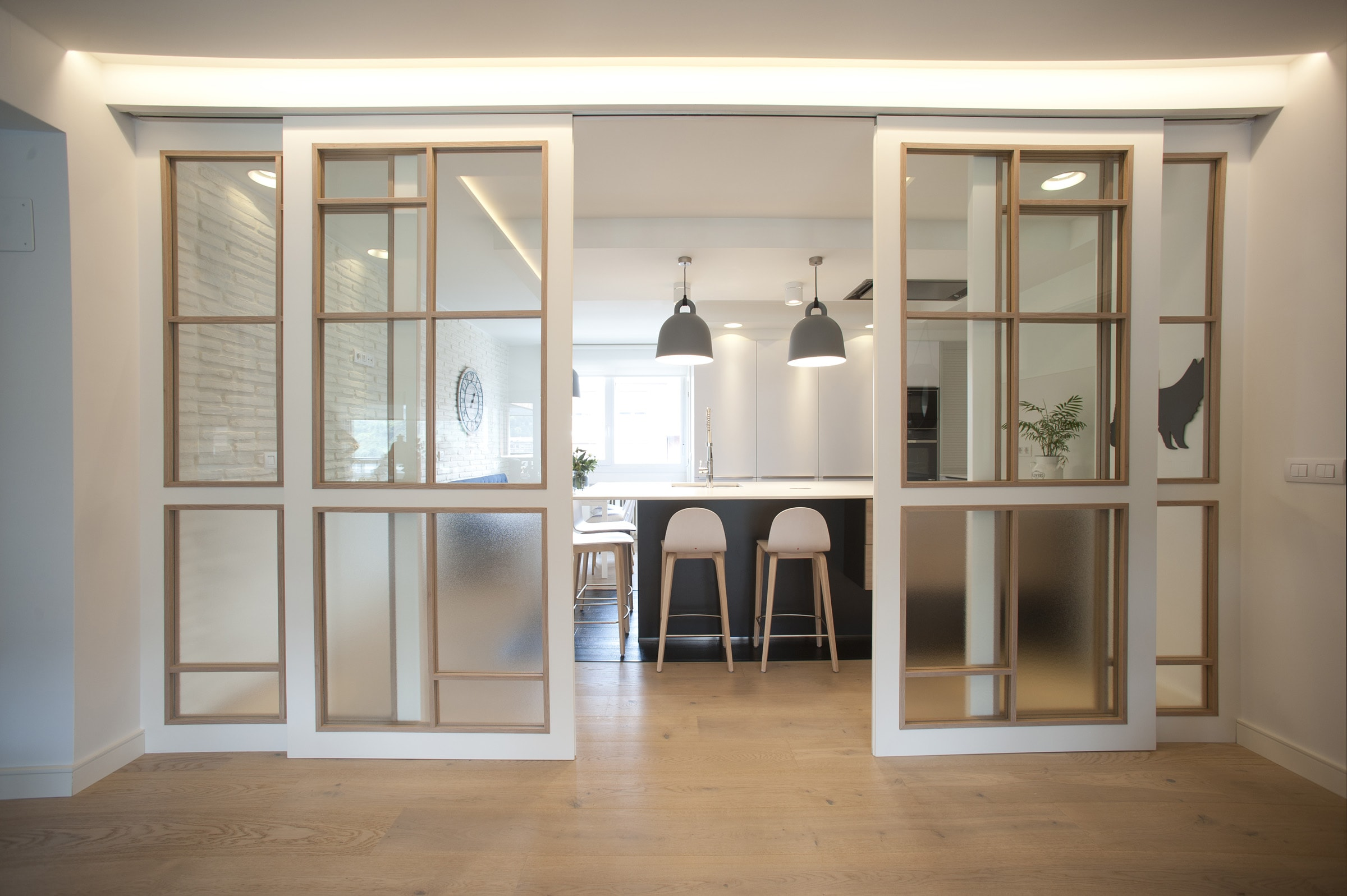 Reforma integral piso getxo bizkaia sube interiorismo for Diseno de interiores en bilbao