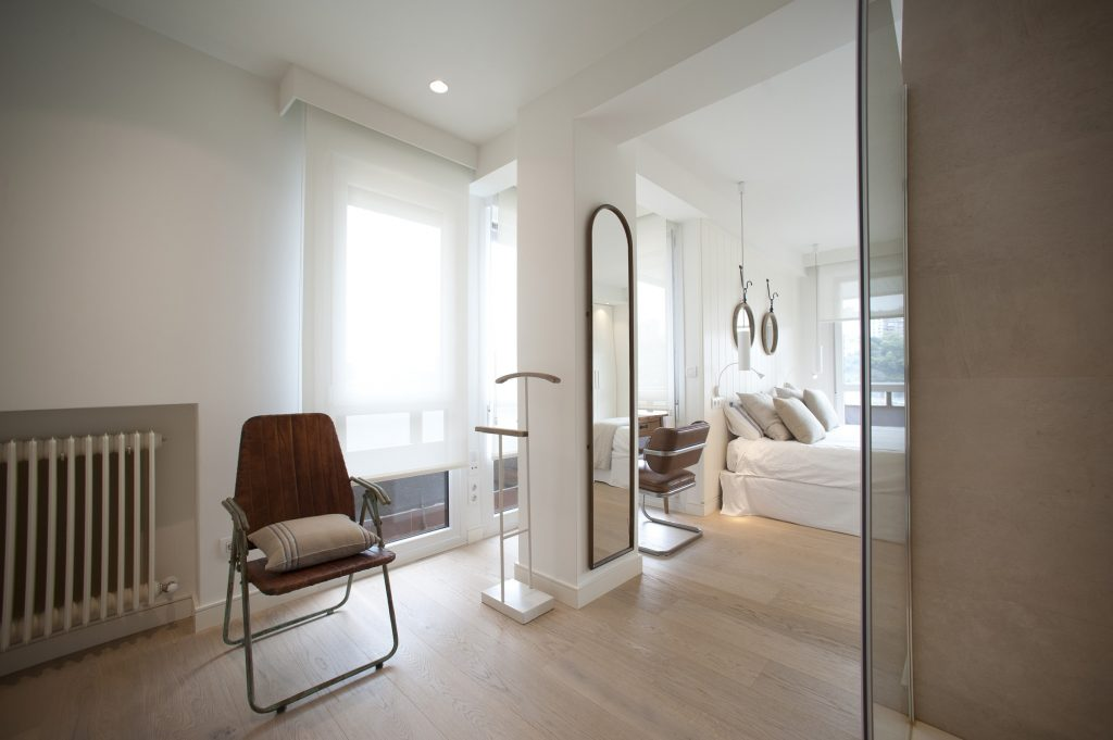 Sube Interiorismo Bilbao reforma integral vivienda Getxo
