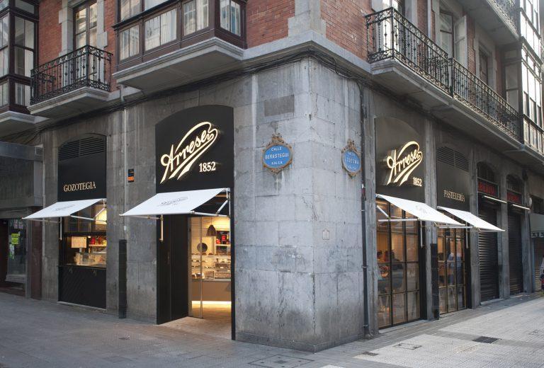 Sube Interiorismo Bilbao decoración cafetería