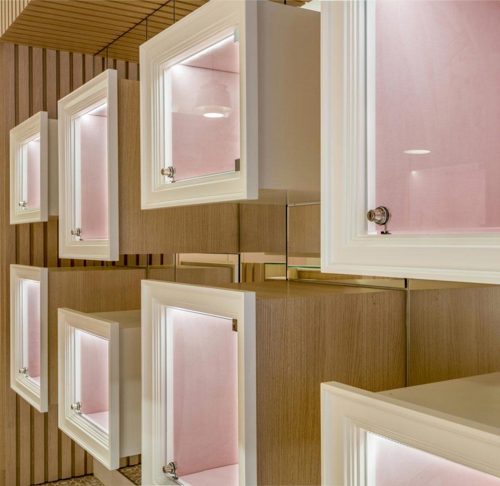 Interiorismo comercial para tienda en Bilbao por Sube Interiorismo