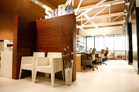 Sube Interiorismo Bilbao diseño interior de oficinas