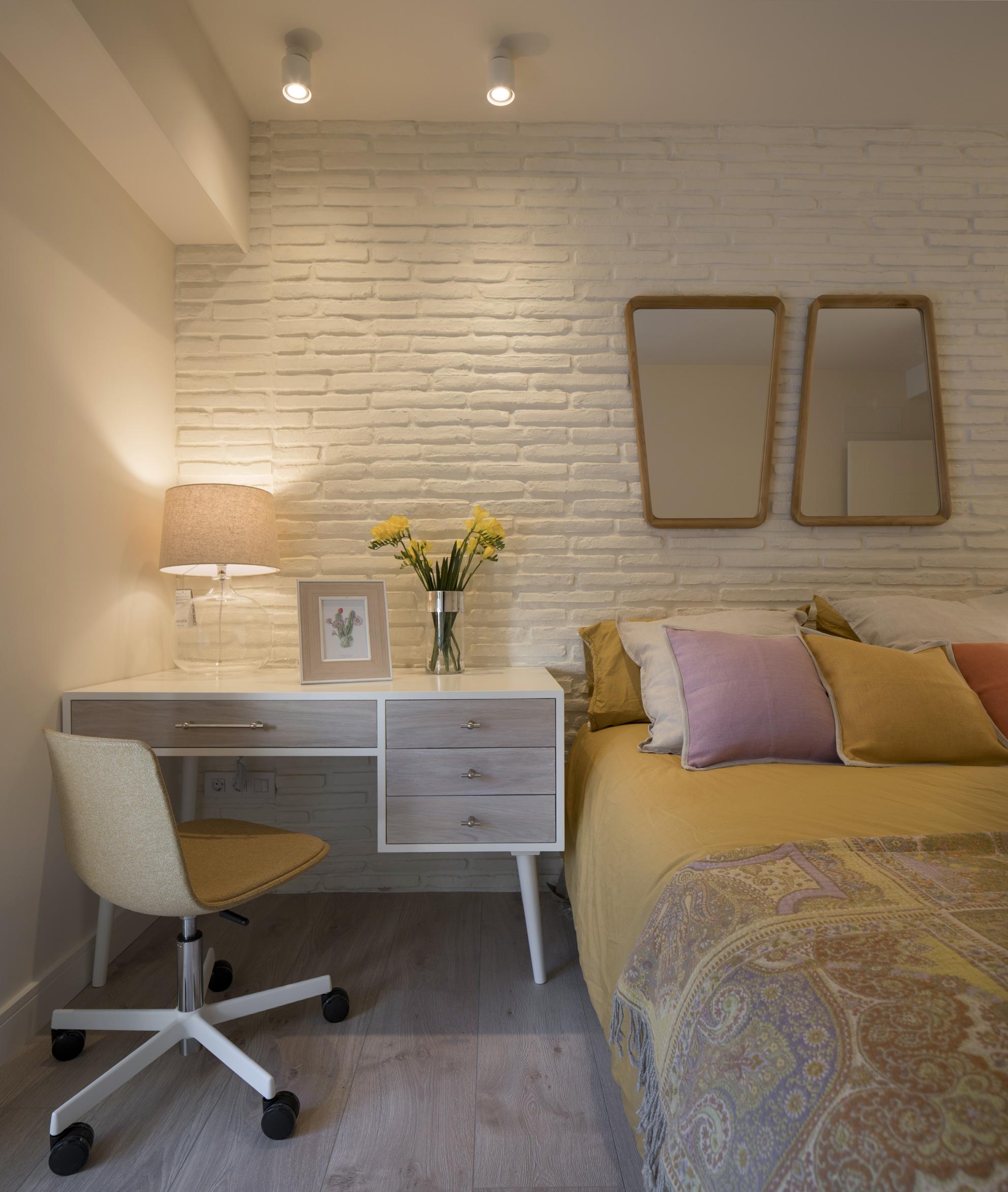 Sube Interiorismo Donostia reforma integral de vivienda Gipuzkoa