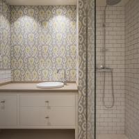 Sube Interiorismo reforma integral de vivienda en Bilbao, baño