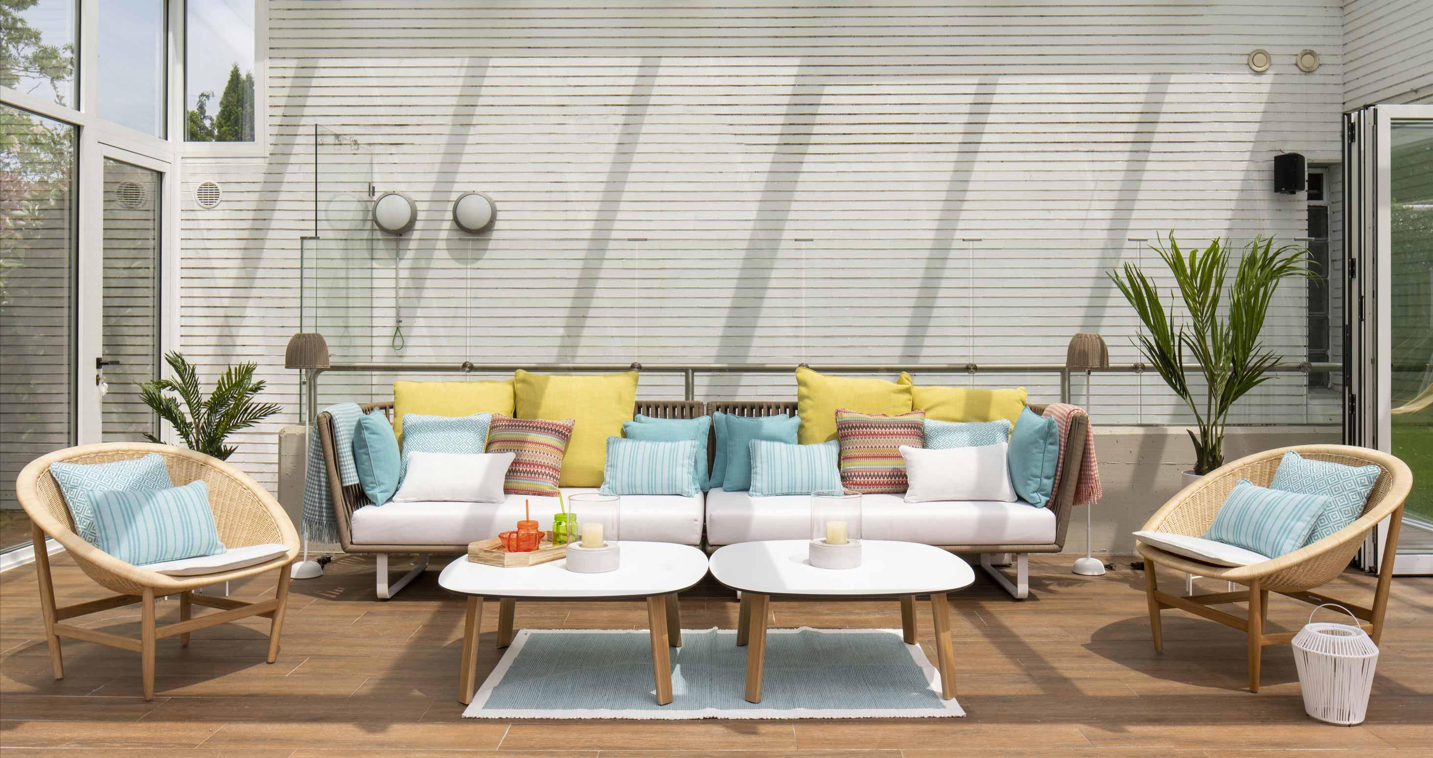 Diseño De Terrazas Cerradas De Cristal Sube Interiorismo