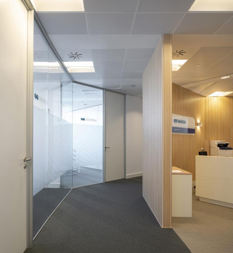 Decoración oficina: Proyecto y dirección de obra \