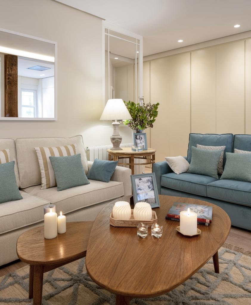 Diseño de sala de estar - Sube Interiorismo