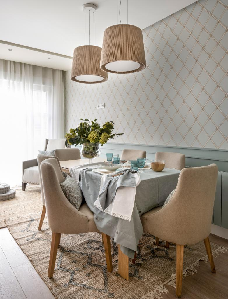 Diseño de comedor - Sube Interiorismo