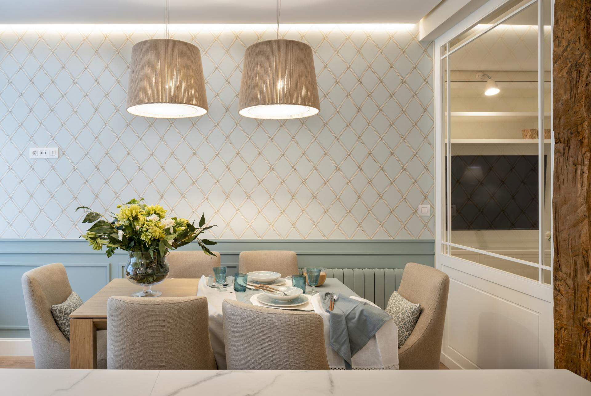 Diseño de cocina comedor - Sube Interiorismo