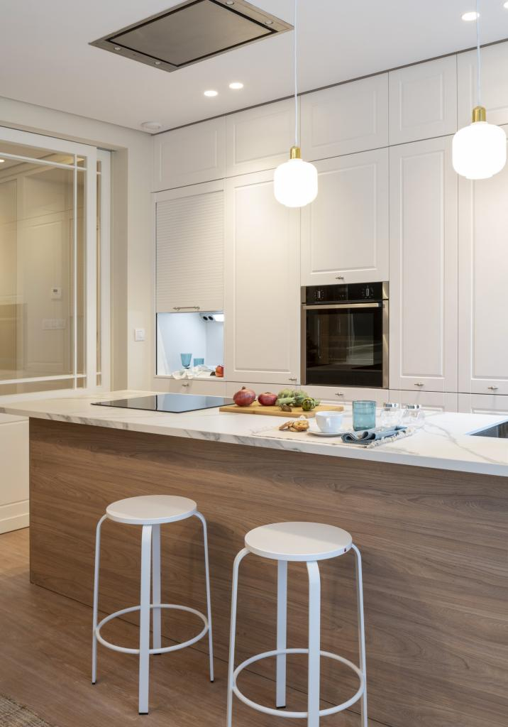 Diseño de cocina - Sube Interiorismo