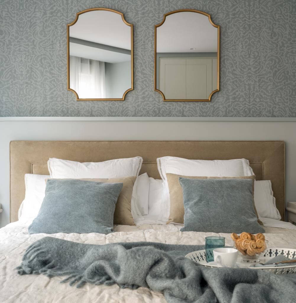 Diseño de dormitorio principal - Sube Interiorismo