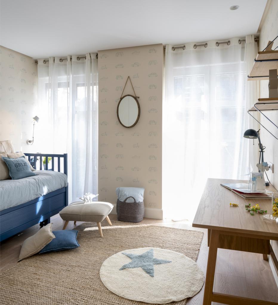 Diseño de dormitorio infantil - Sube Interiorismo