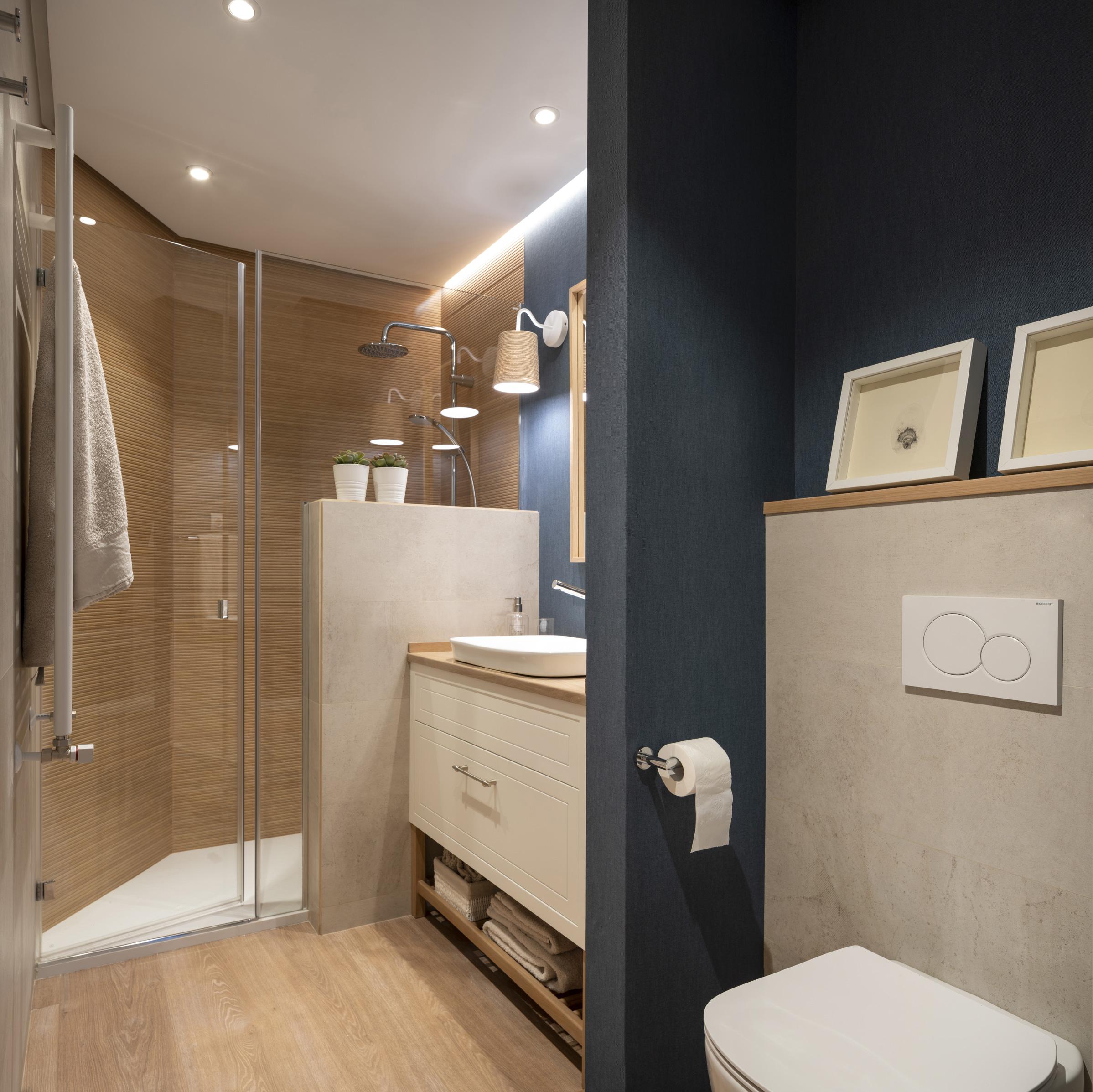 Diseño de cuarto de baño - Sube Interiorismo